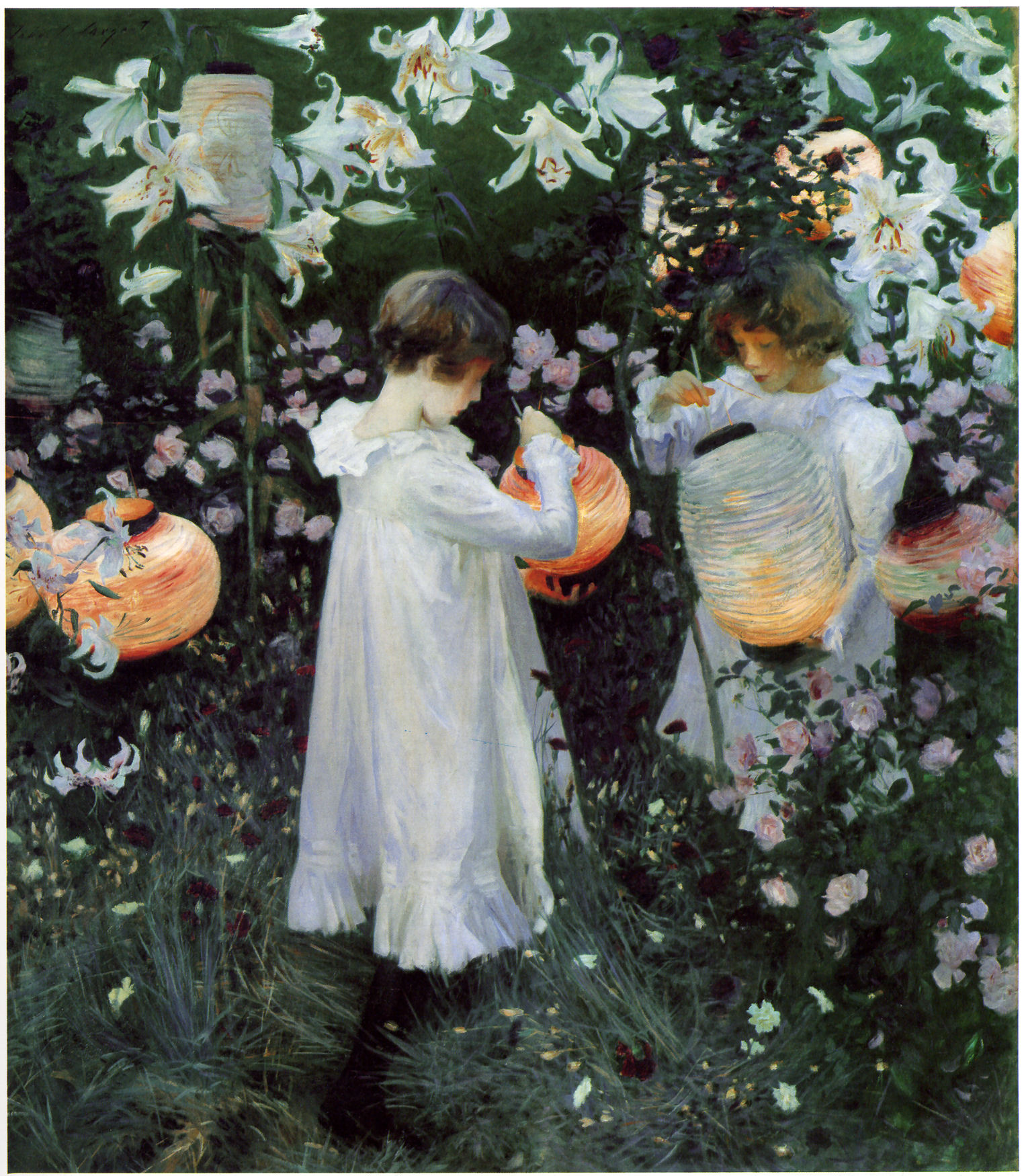 John Singer Sargent [CC-BY-2.0], via Wikimedia Commons